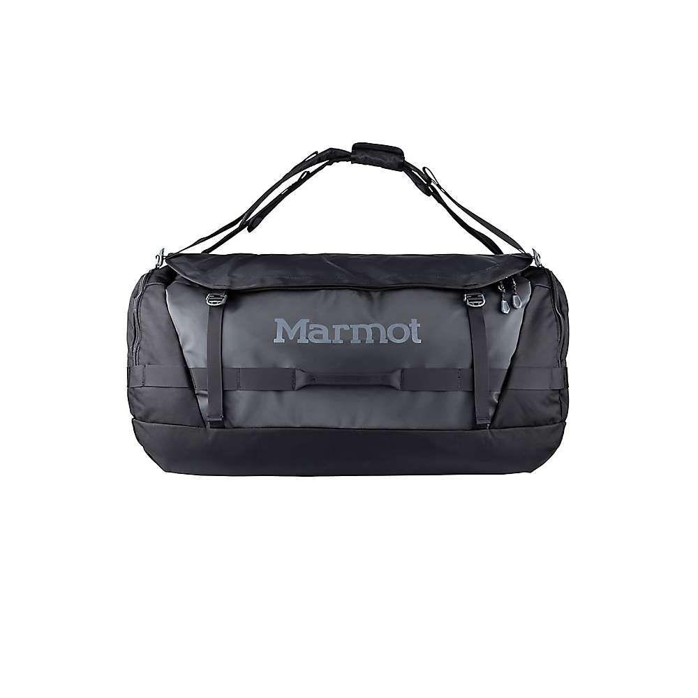 マーモット Marmot メンズ バッグ ボストンバッグ・ダッフルバッグ【Long Hauler Duffel Expedition Bag】Black