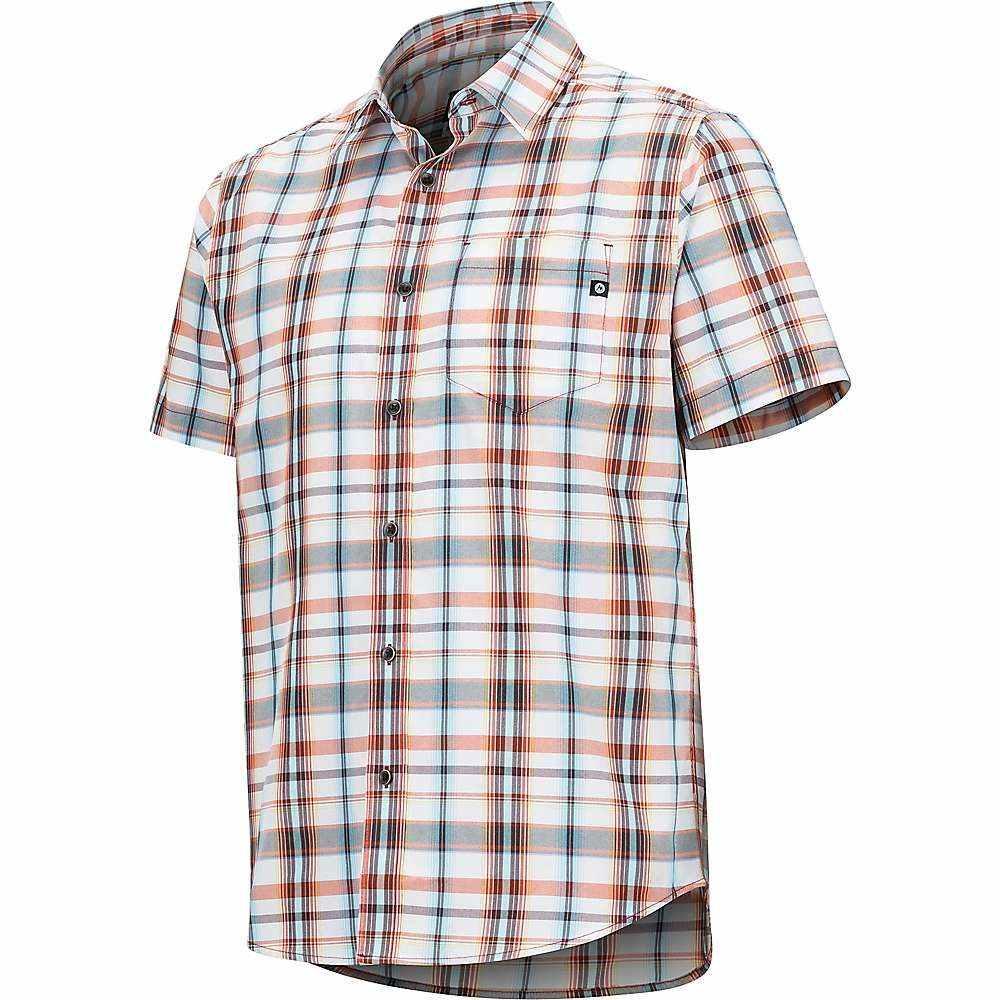 マーモット Marmot メンズ ハイキング Marmot・登山 トップス【Lykken SS SS Shirt】Desert Shirt】Desert Red, 魅力的な:22593410 --- m2cweb.com