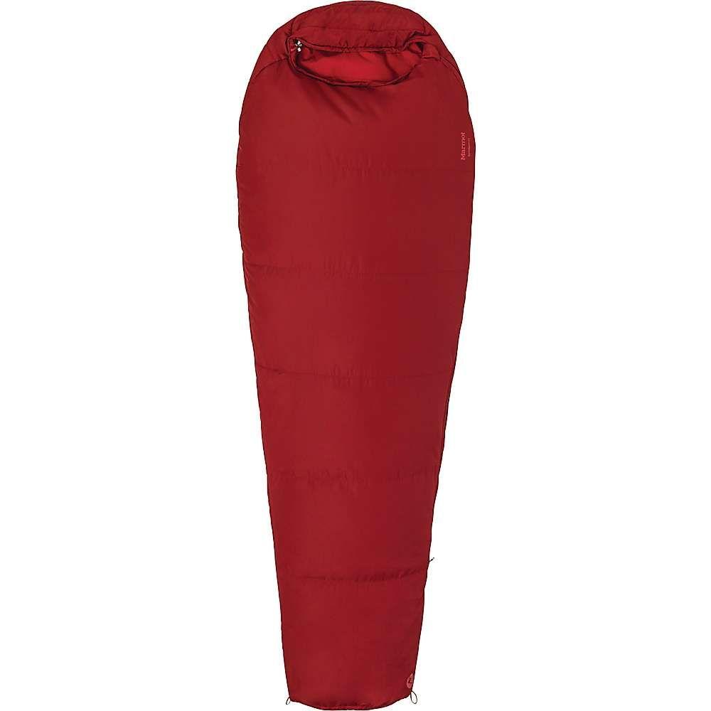 マーモット Marmot メンズ ハイキング・登山【Nanowave 45 Sleeping Bag】Brick