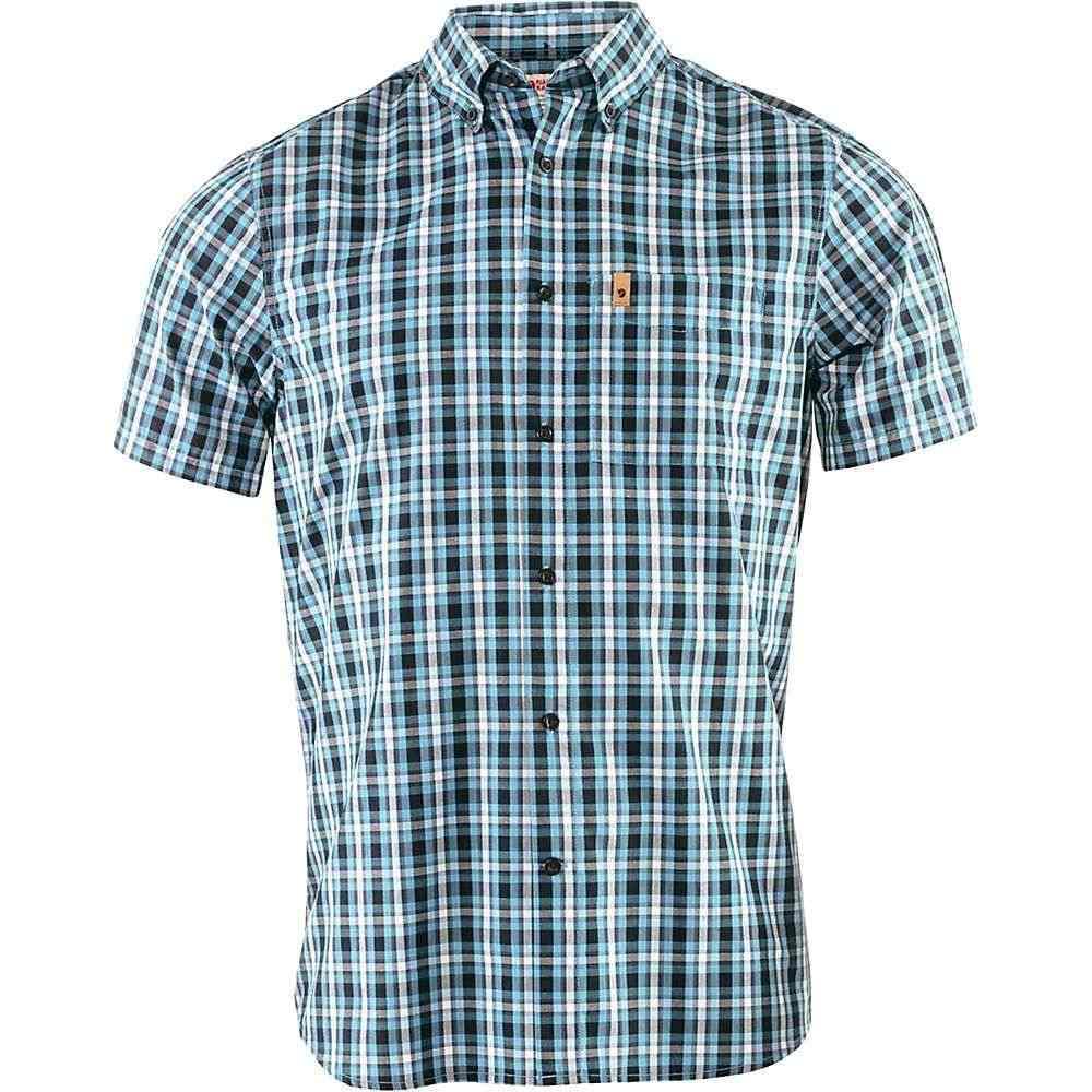 フェールラーベン Fjallraven メンズ ハイキング・登山 トップス【Ovik SS Shirt】Dusk