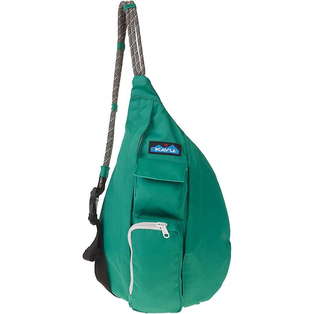 カブー Kavu ユニセックス バッグ ショルダーバッグ【KAVU Mini Rope Sling】Verde