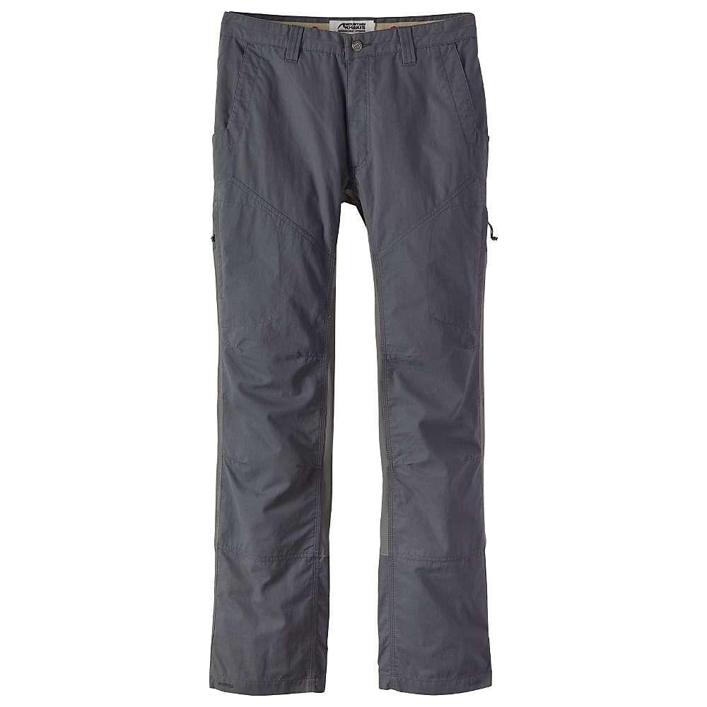 マウンテンカーキス Mountain Khakis メンズ ハイキング・登山 ボトムス・パンツ【Original Trail Pant】Gunmetal