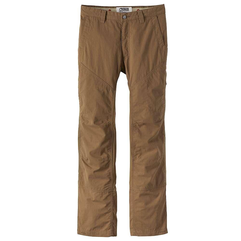 マウンテンカーキス Mountain Khakis メンズ ハイキング・登山 ボトムス・パンツ【Original Trail Pant】Tobacco