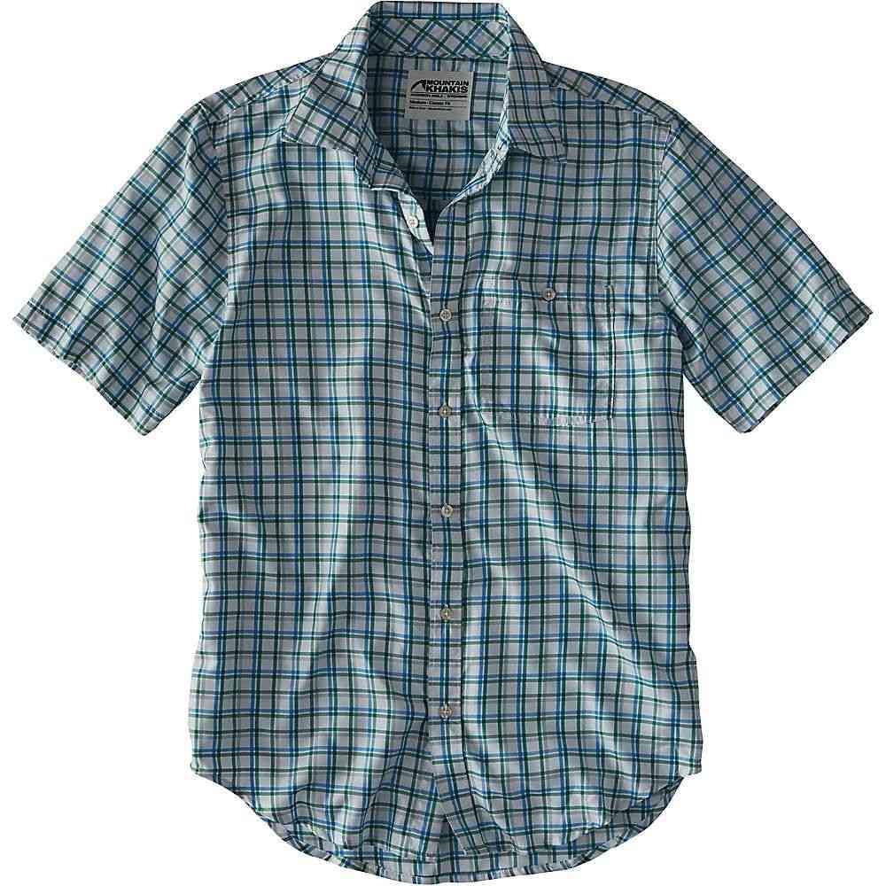 マウンテンカーキス Mountain Khakis メンズ ハイキング・登山 トップス【Smuggler SS Shirt】Linen
