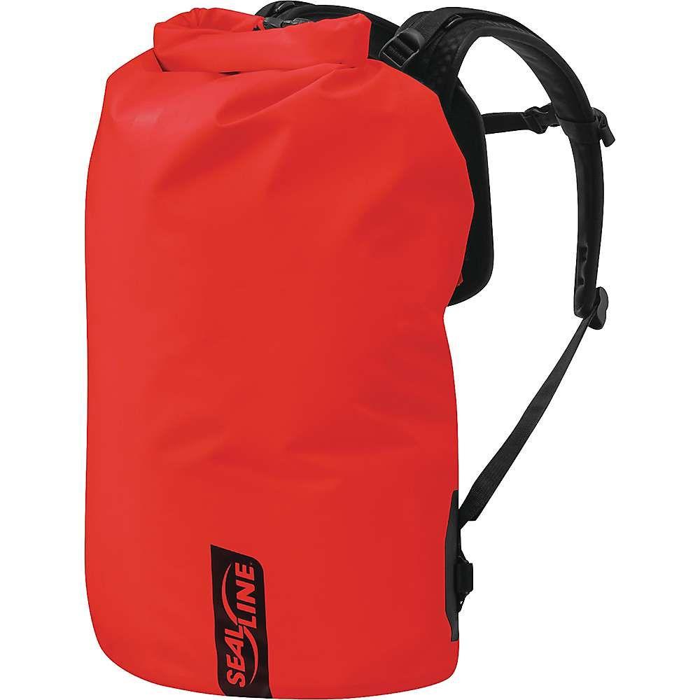 シーライン SealLine ユニセックス ハイキング・登山 バックパック・リュック【Boundary Dry Pack】Red