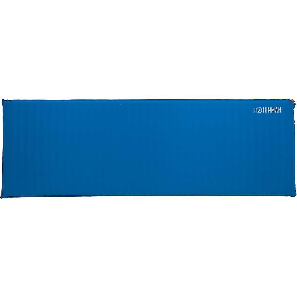 ビッグアグネス Big Agnes ユニセックス ハイキング・登山【Hinman Sleeping Pad】Blue