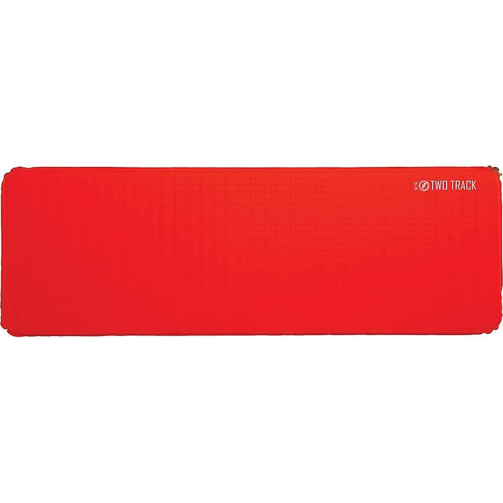 ビッグアグネス Big Agnes ユニセックス ハイキング・登山【Two Track Sleeping Pad】Red
