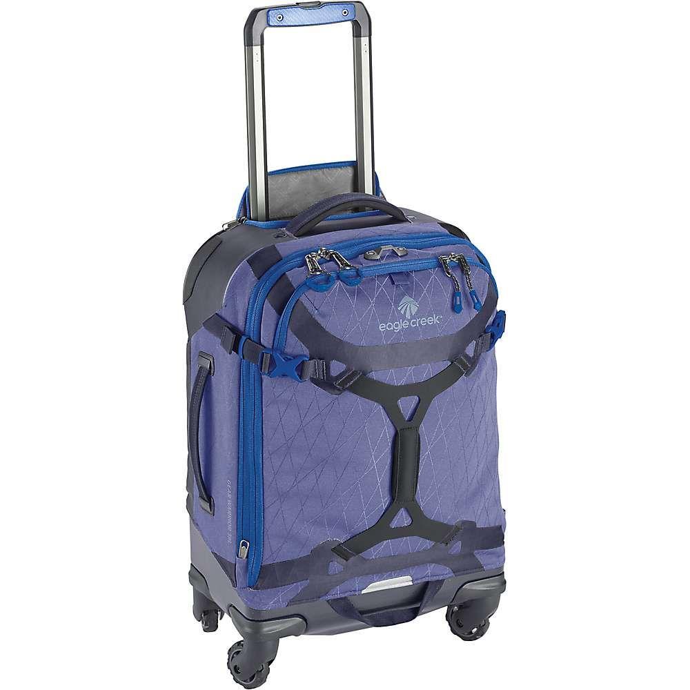 エーグルクリーク Eagle Creek ユニセックス バッグ スーツケース・キャリーバッグ【Gear Warrior 4-Wheel Carry On Travel Pack】Arctic Blue