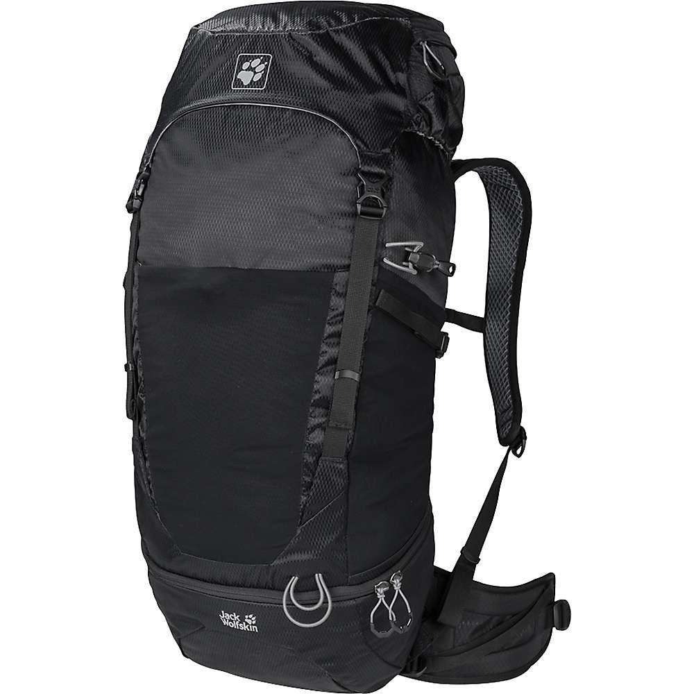 ジャックウルフスキン Jack Wolfskin ユニセックス ハイキング・登山 バックパック・リュック【Kalari Trail 36 Pack】Black