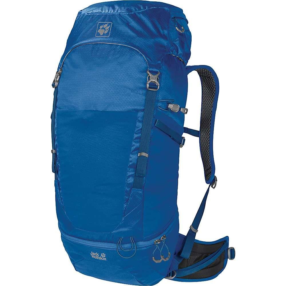ジャックウルフスキン Jack Wolfskin ユニセックス ハイキング・登山 バックパック・リュック【Kalari Trail 36 Pack】Electric Blue