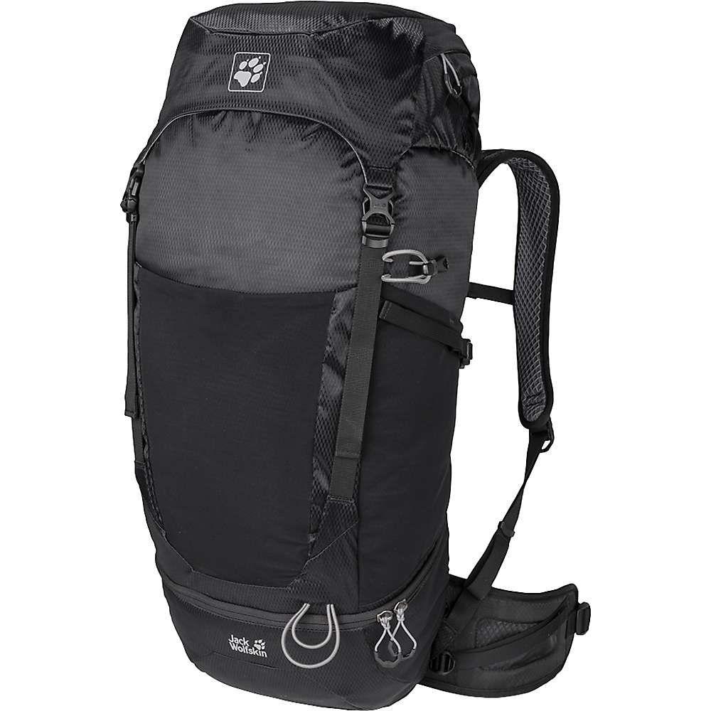 ジャックウルフスキン Jack Wolfskin ユニセックス ハイキング・登山 バックパック・リュック【Kalari Trail 42 Pack】Black