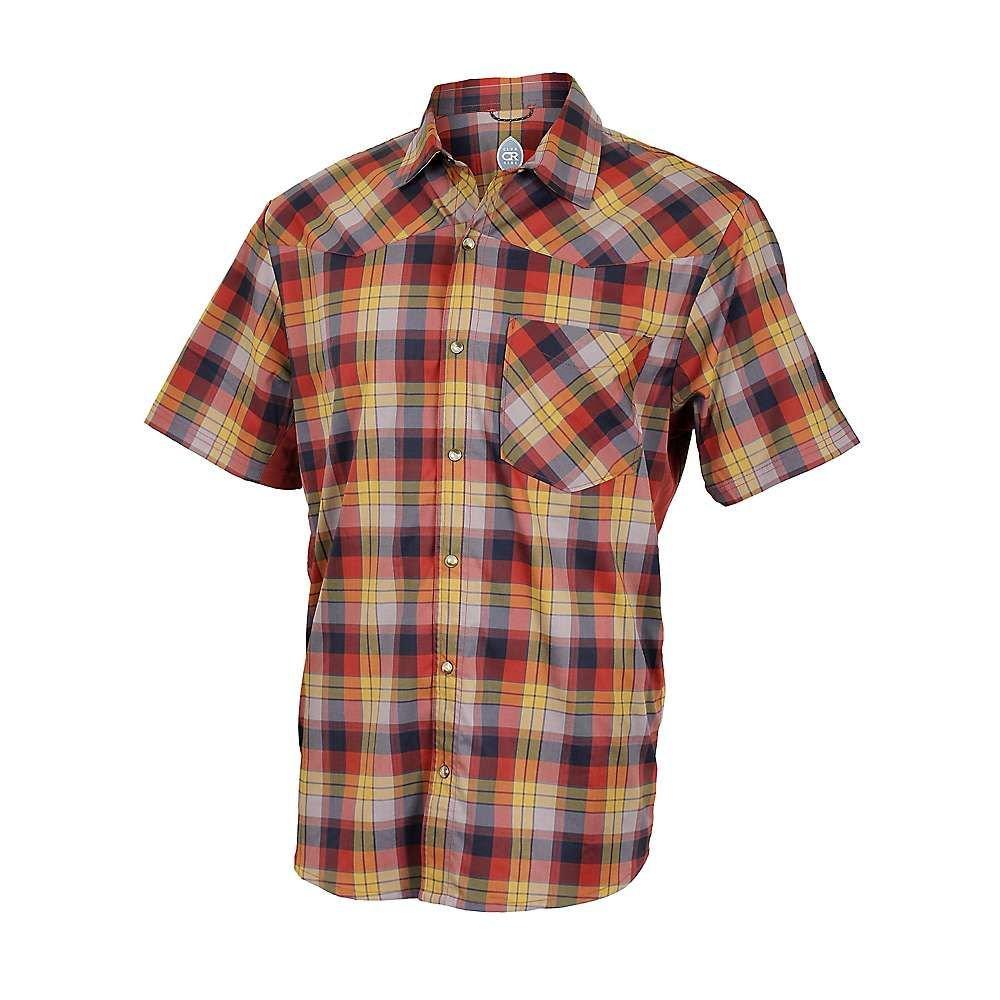クラブライド Club Ride メンズ 自転車 トップス【New West Shirt】Rust