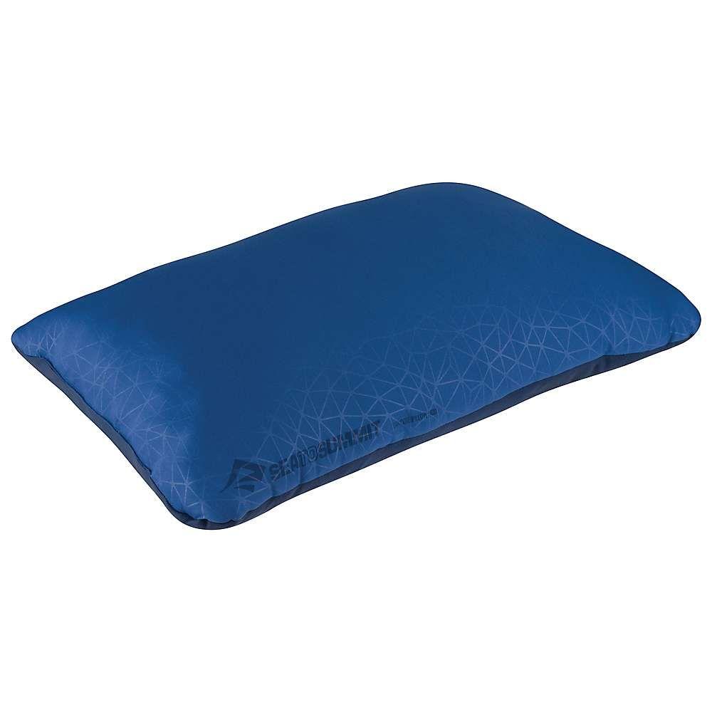 シー トゥ サミット Sea to Summit ユニセックス ハイキング・登山【FoamCore Pillow】Navy Blue