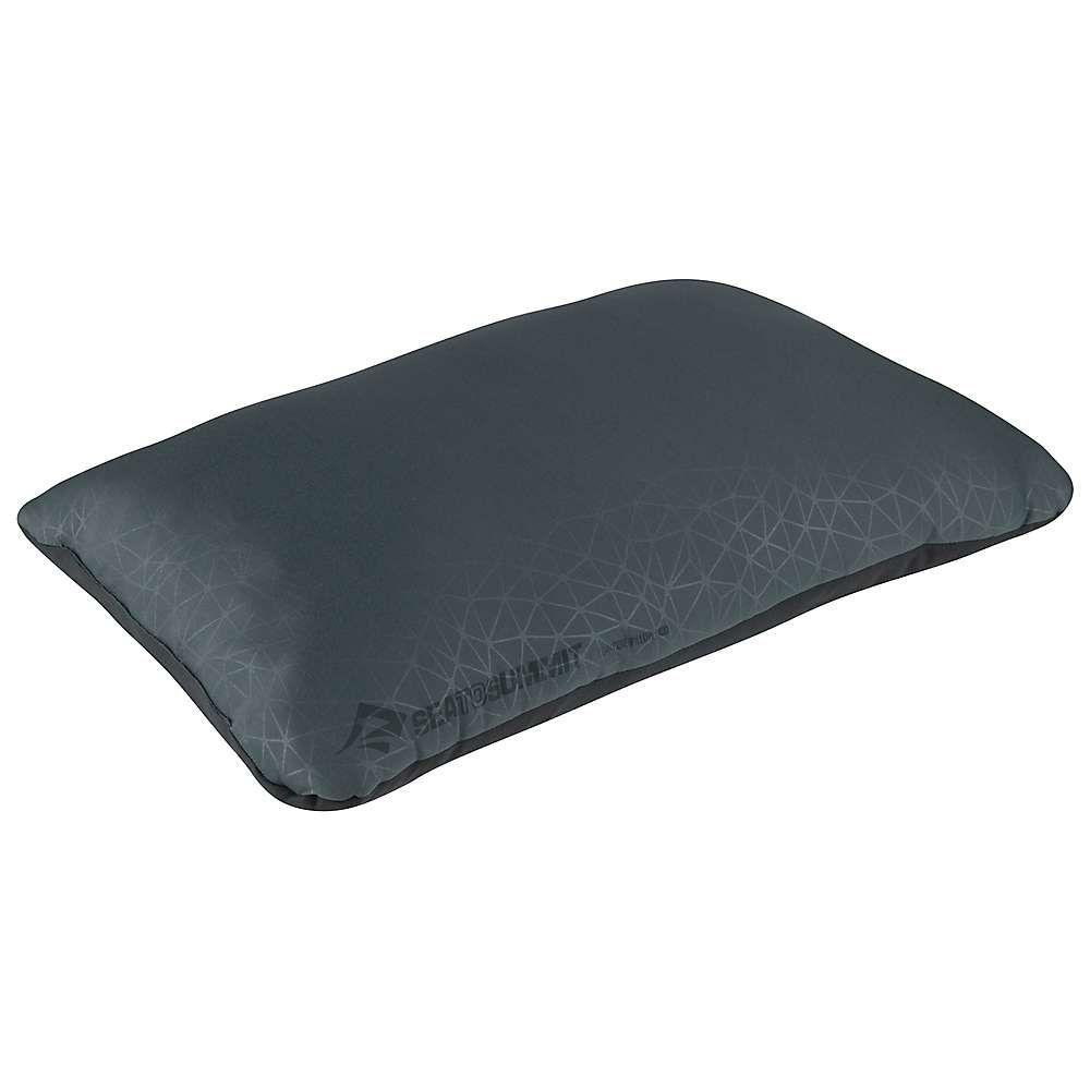 シー トゥ サミット Sea to Summit ユニセックス ハイキング・登山【FoamCore Pillow】Grey