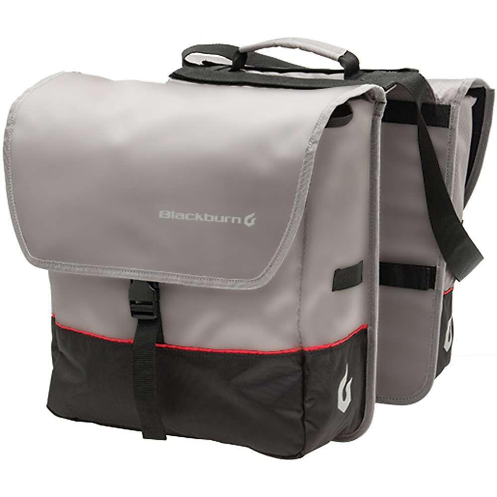 ブラックバーン Blackburn ユニセックス 自転車【Local Saddle Bags】Black/Grey