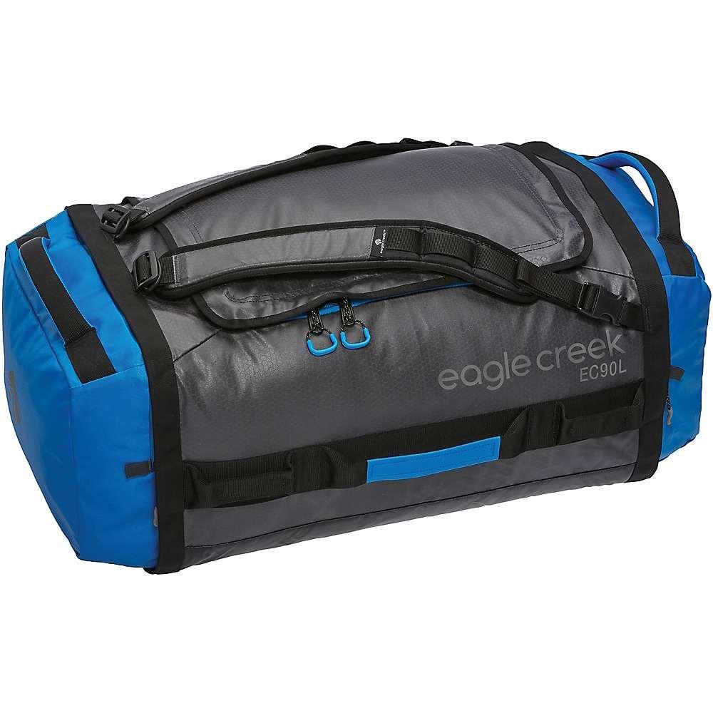 エーグルクリーク Eagle Creek ユニセックス バッグ ボストンバッグ・ダッフルバッグ【Cargo Hauler 90L Duffel Bag】Blue / Asphalt