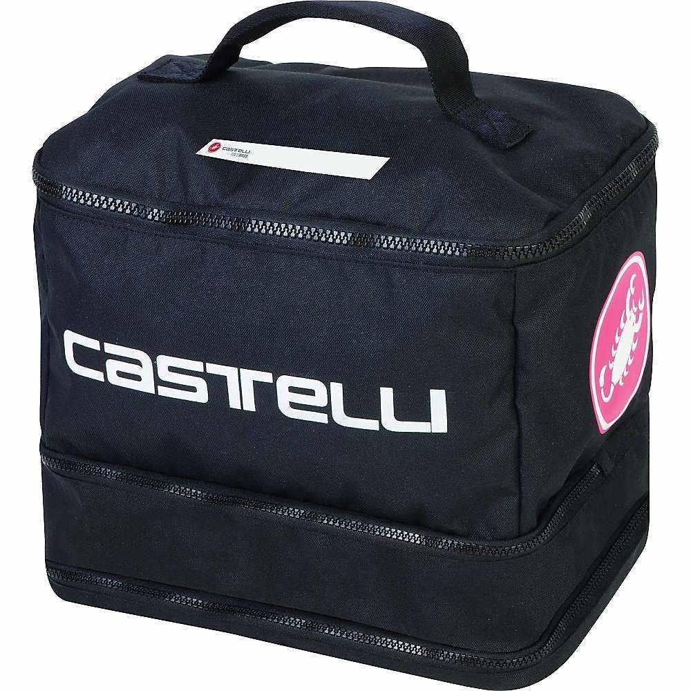 カステリ Castelli ユニセックス バッグ【Race Rain Bag】Black