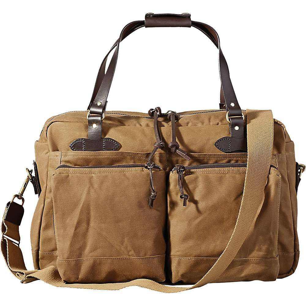 フィルソン Filson ユニセックス バッグ ボストンバッグ・ダッフルバッグ【48 Hours Duffle Bag】Dark Tan