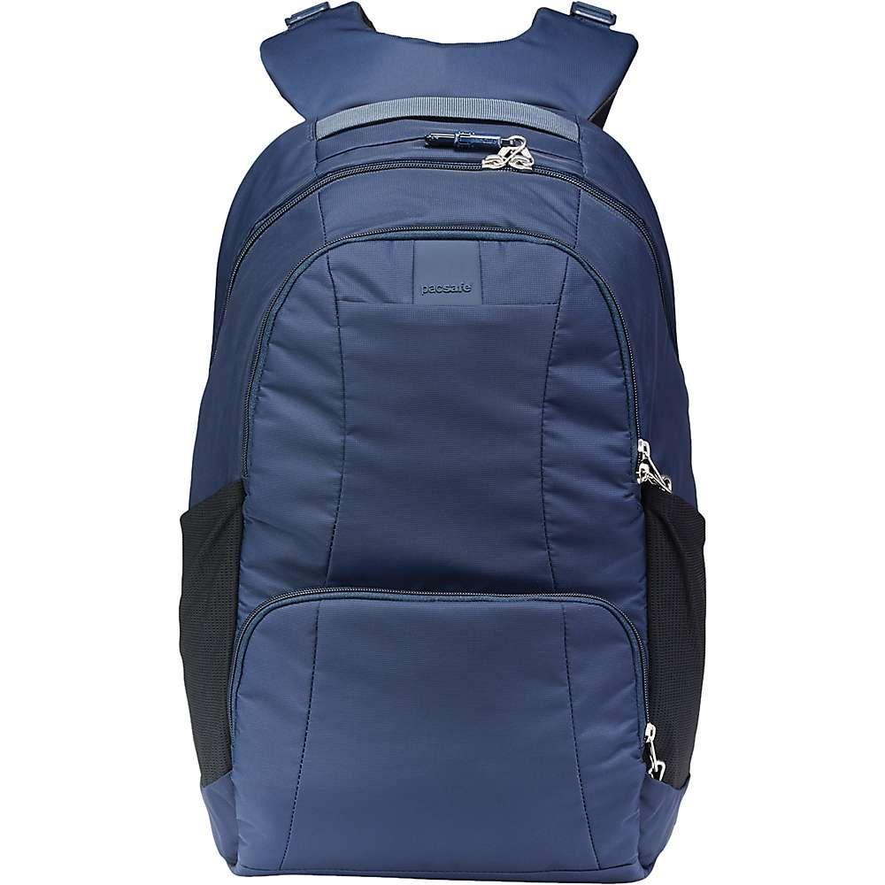 パックセイフ Pacsafe ユニセックス バッグ バックパック・リュック【Metrosafe LS450 Anti-Theft 25L Backpack】Deep Navy