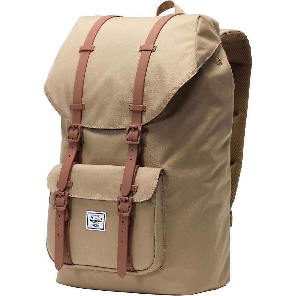 ハーシェル サプライ Herschel Supply Co ユニセックス バッグ バックパック・リュック【Little America Backpack】Kelp