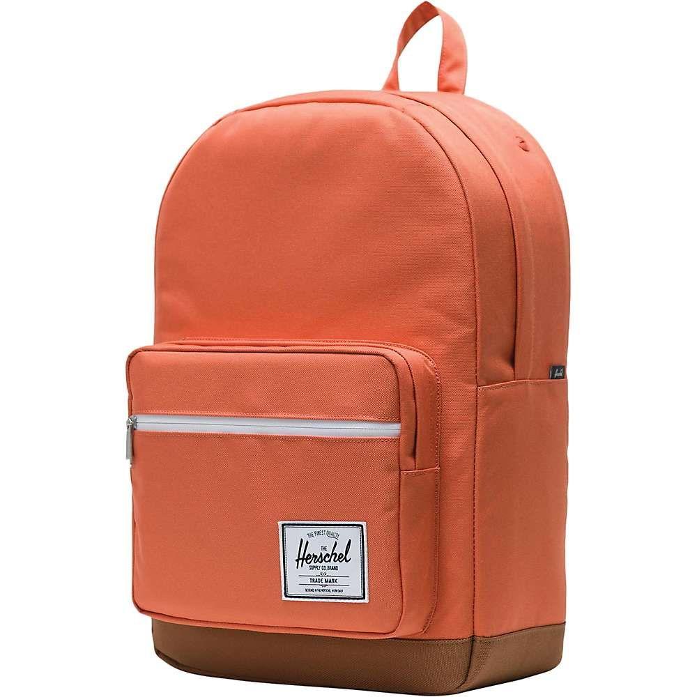 ハーシェル サプライ Herschel Supply Co ユニセックス バッグ バックパック・リュック【Pop Quiz Backpack】Apricot Brandy / Saddle Brown