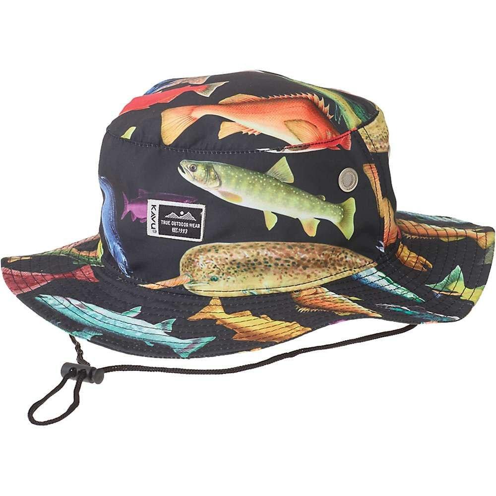カブー Kavu ユニセックス 帽子 ハット【KAVU BFE Hat】Fish Fest