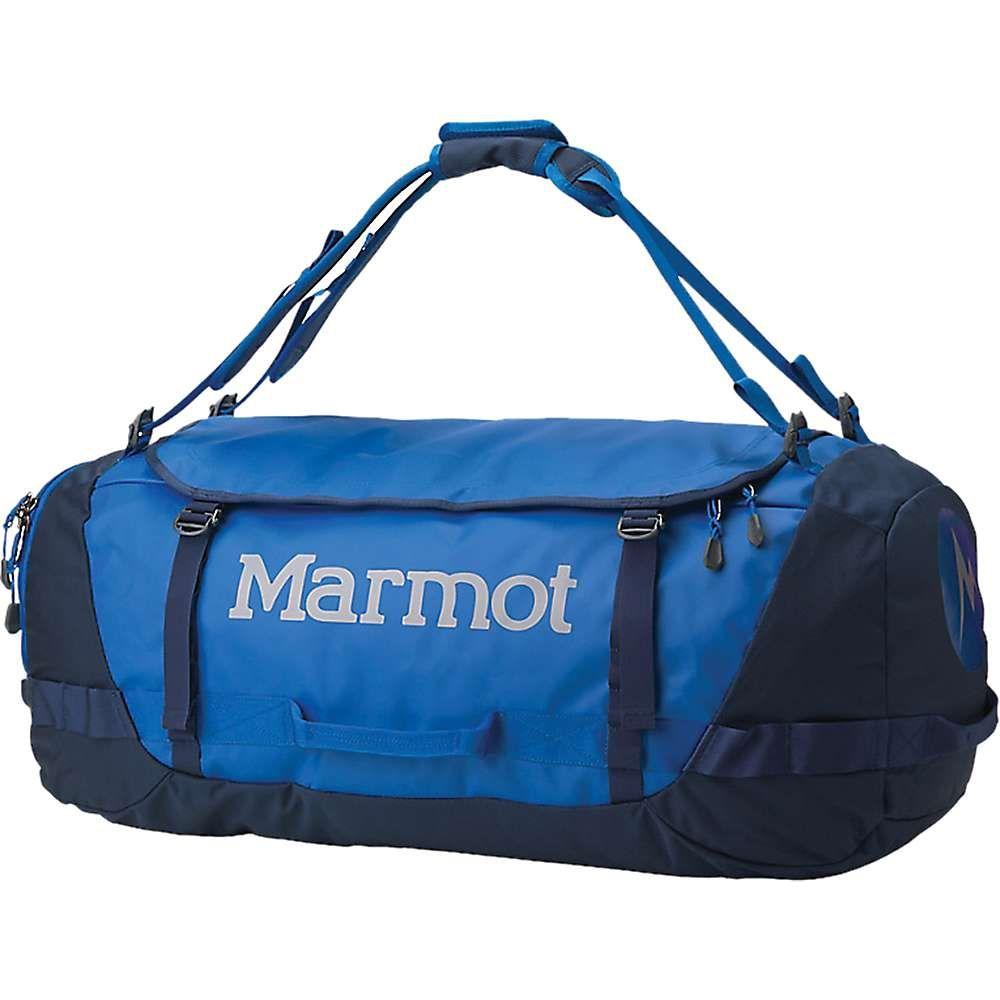 マーモット Marmot ユニセックス バッグ ボストンバッグ・ダッフルバッグ【Long Hauler Duffel Bag】Peak Blue / Vintage Navy