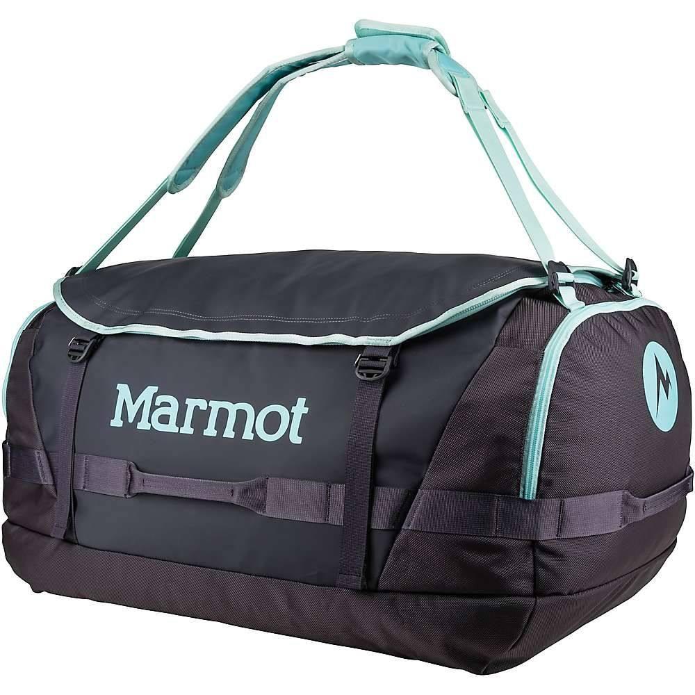 マーモット Charcoal Bag】Dark バッグ Tint Blue Hauler ボストンバッグ・ダッフルバッグ【Long Duffel ユニセックス / Marmot