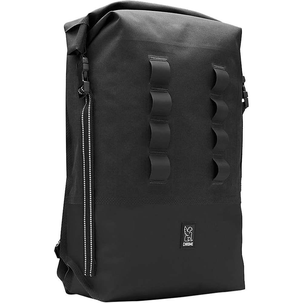 クローム インダストリーズ Chrome Industries ユニセックス バッグ バックパック・リュック【Urban Excursion 28 Pack】Black / Black