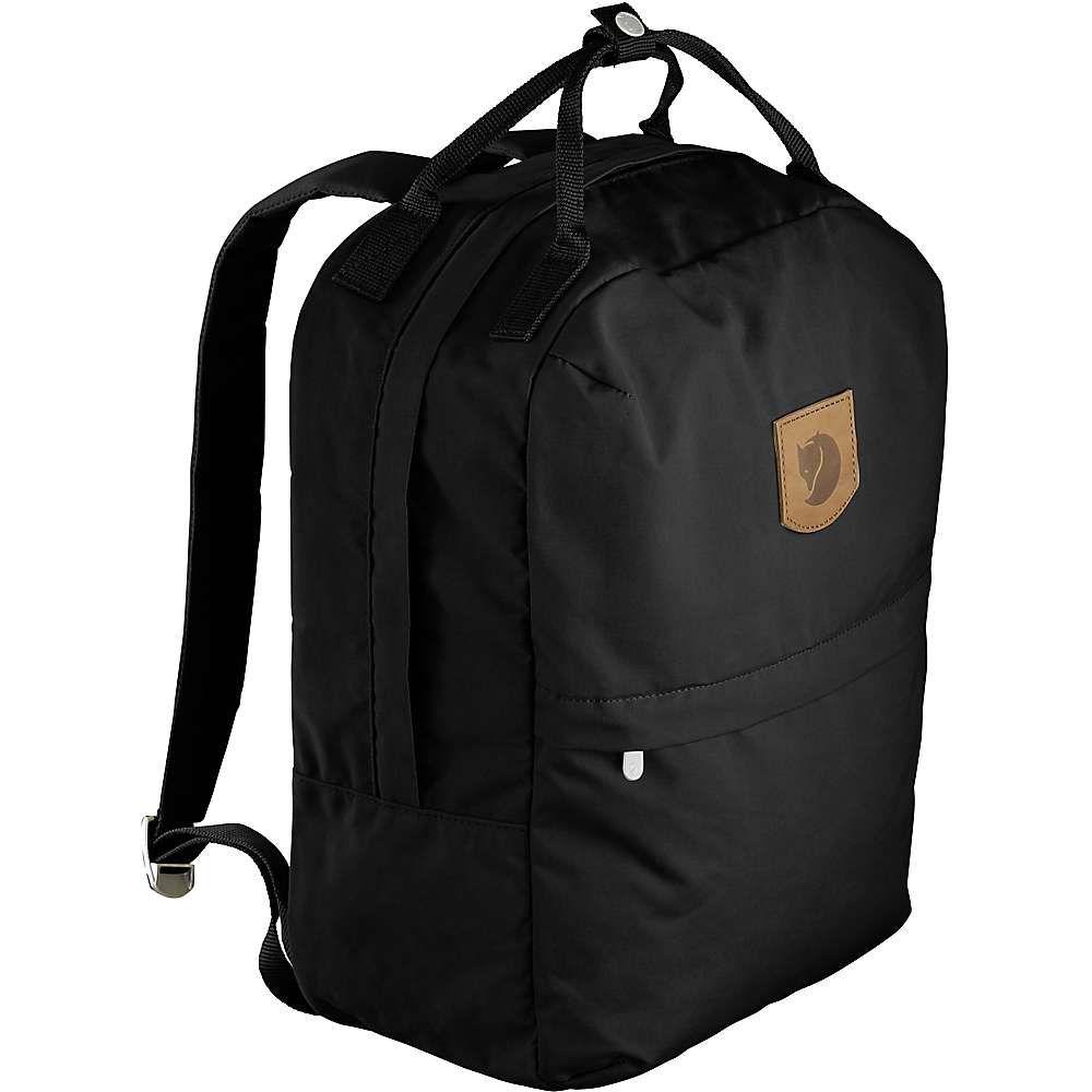 フェールラーベン Fjallraven ユニセックス バッグ バックパック・リュック【Greenland Zip Large Backpack】Black