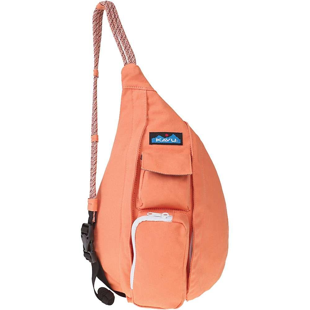 カブー Kavu ユニセックス バッグ【KAVU Mini Rope Bag】PEACH