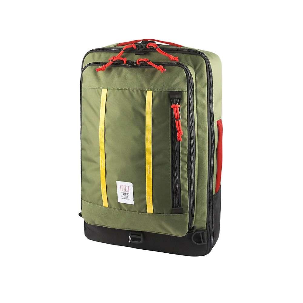 トポ デザイン Topo Designs ユニセックス バッグ【Travel Bag】Olive