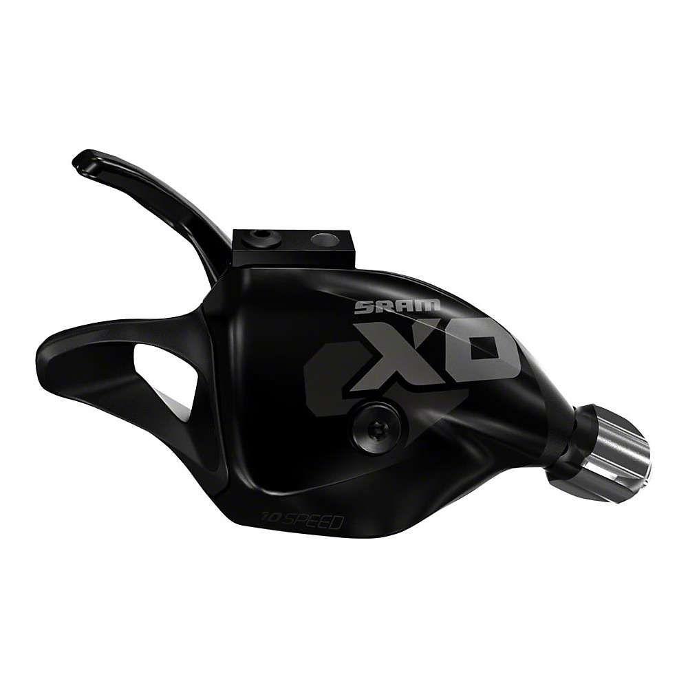 スラム SRAM ユニセックス 自転車【X0 10-Speed Rear Trigger Shifter with Handlebar Clamp】Black