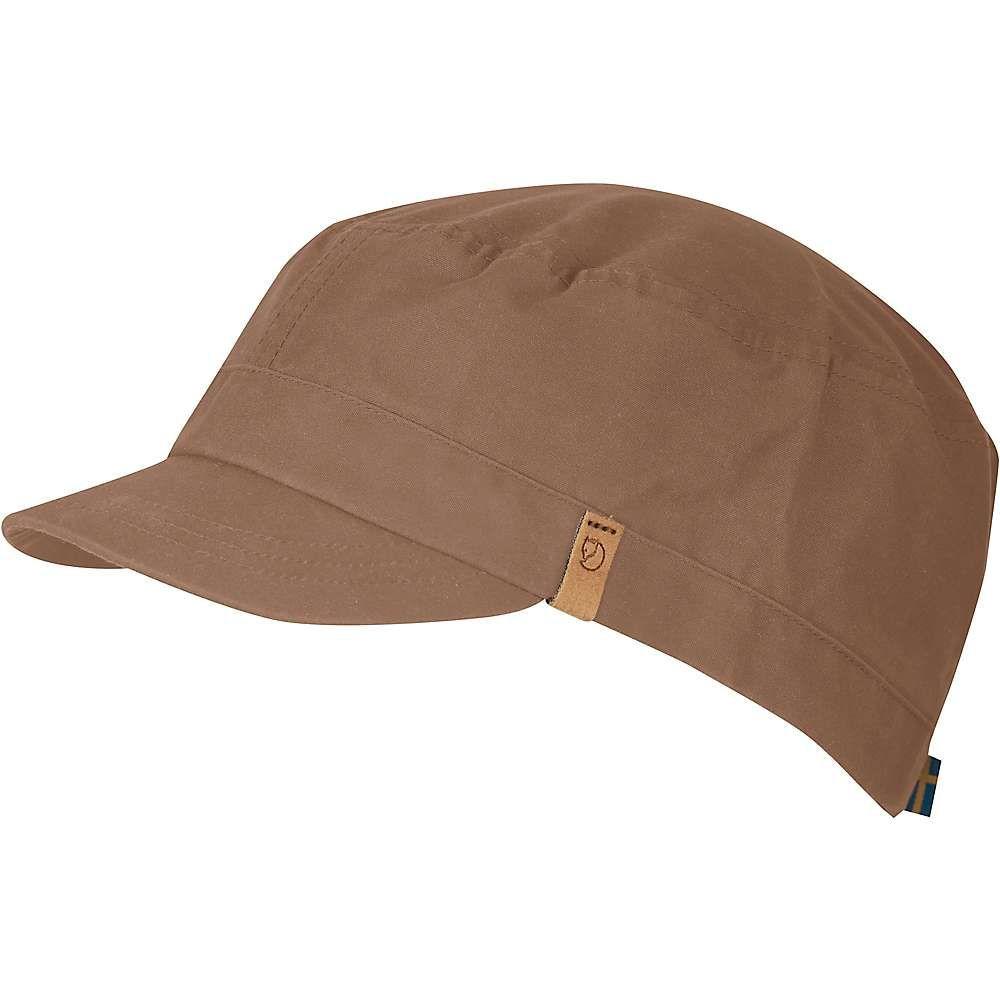 フェールラーベン Fjallraven ユニセックス 帽子 キャップ【Singi Trekking Cap】Dark Sand