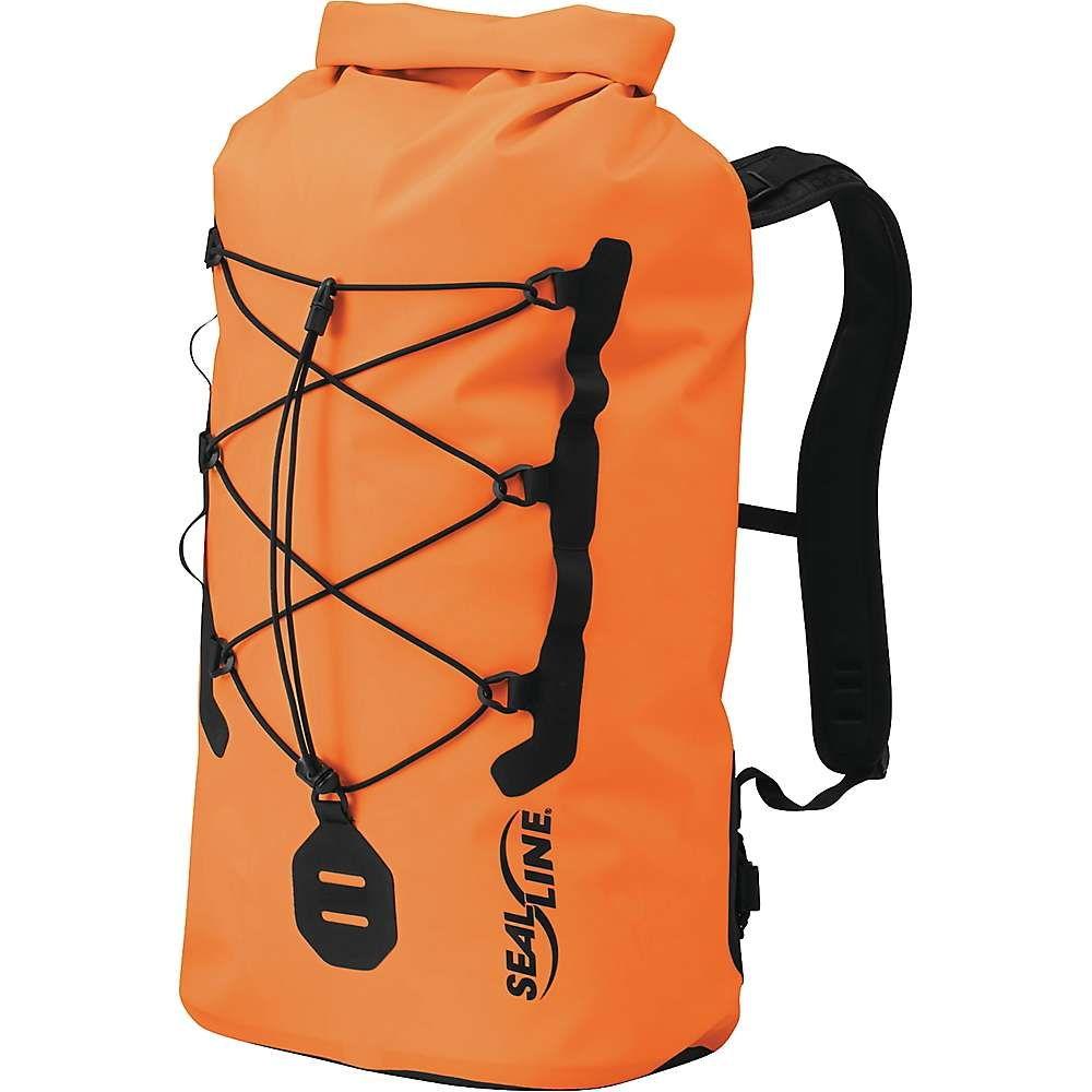 シーライン SealLine ユニセックス バッグ バックパック・リュック【BigFork Dry Daypack】Orange