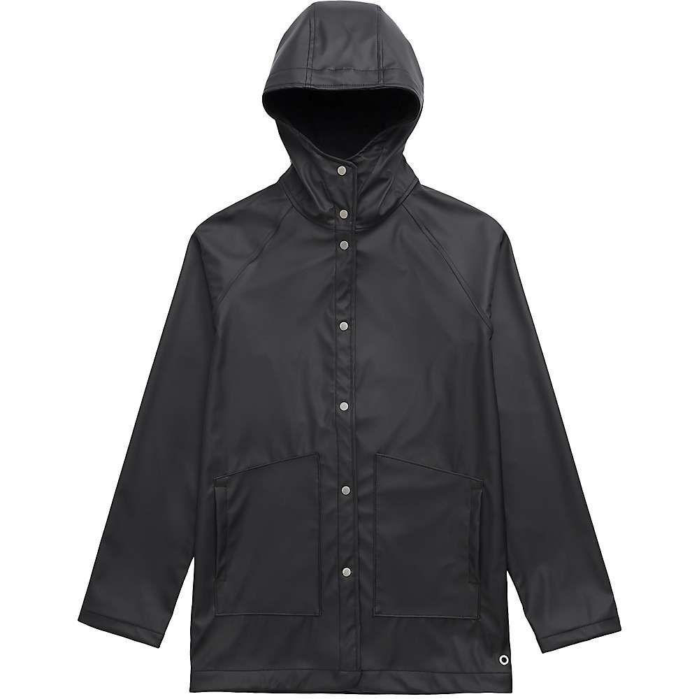 ハーシェル サプライ Herschel Supply Co レディース アウター レインコート【Classic Rain Jacket】Black