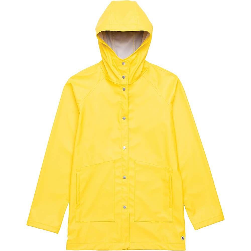 ハーシェル サプライ Herschel Supply Co レディース アウター レインコート【Classic Rain Jacket】Cyber Yellow