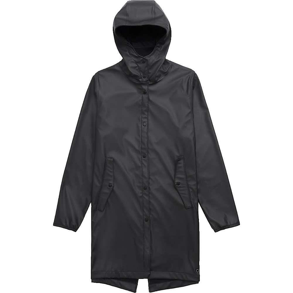 ハーシェル サプライ Herschel Supply Co レディース アウター レインコート【Fishtail Rain Jacket】Black