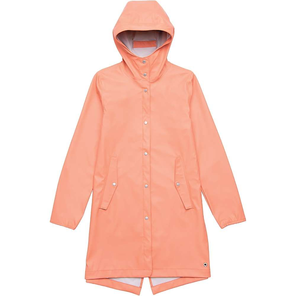 ハーシェル サプライ Herschel Supply Co レディース アウター レインコート【Fishtail Rain Jacket】Carnelian