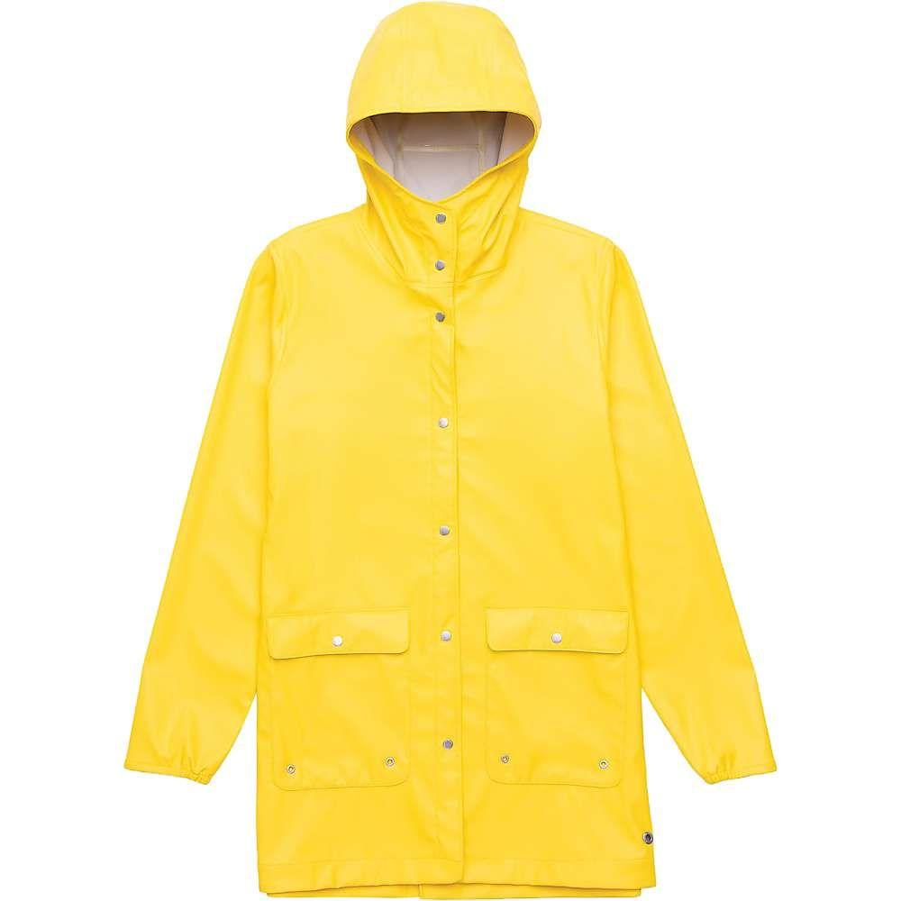 ハーシェル サプライ Herschel Supply Co レディース アウター レインコート【Rain Parka】Cyber Yellow