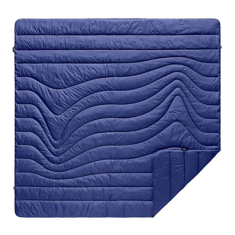 ルンプル Rumpl ユニセックス 雑貨【Puffy Blanket】Wave Blue