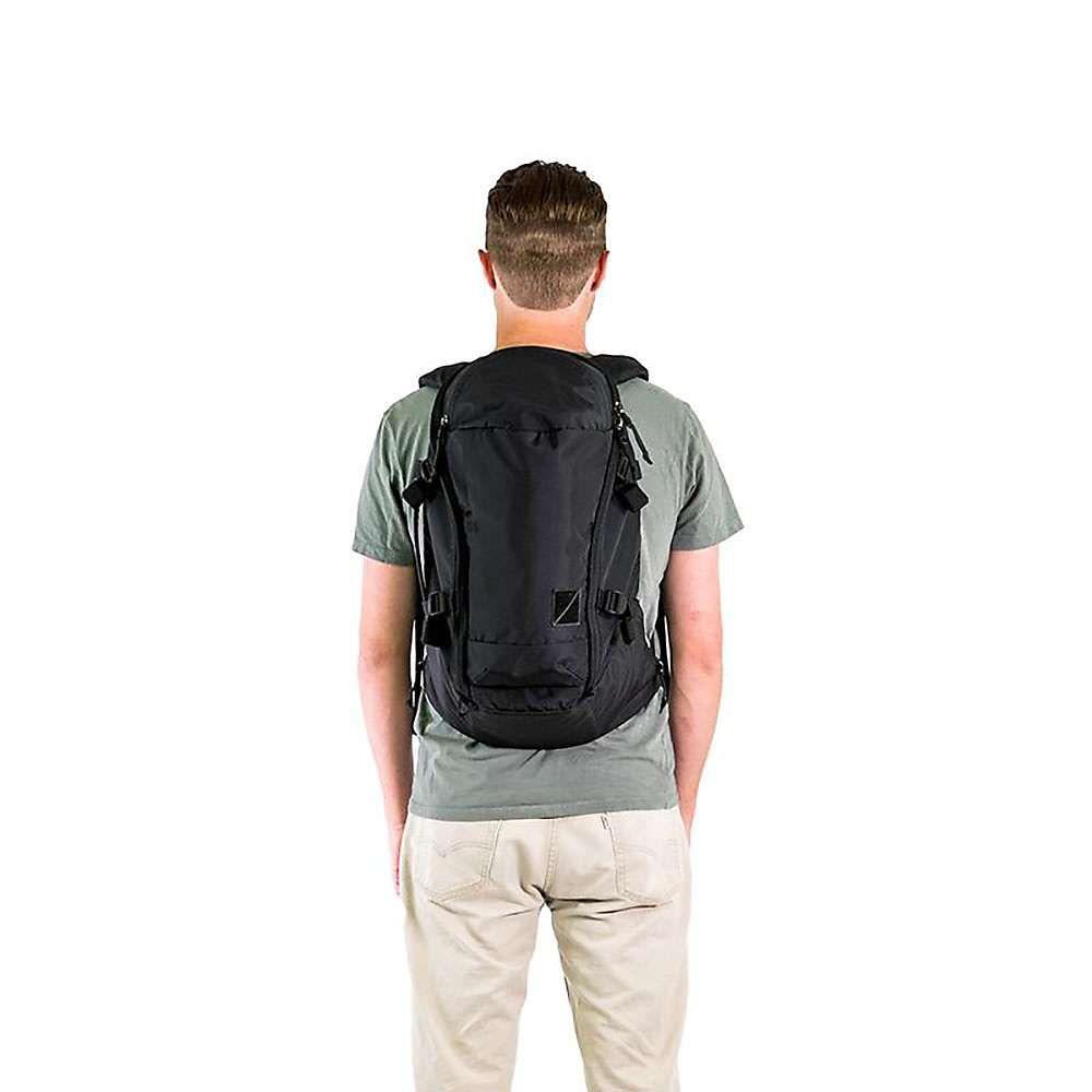 エバーグッズ Evergoods ユニセックス バッグ バックパック・リュック【Mountain Panel Loader 30L Backpack】Black