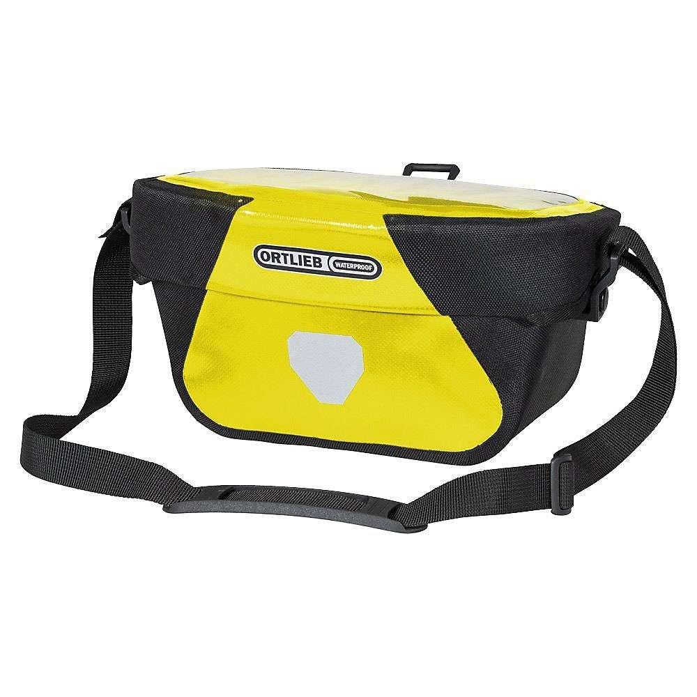 オートリービー Ortlieb ユニセックス 自転車【Ultimate6 Classic 5L Handlebar Bag】Yellow / Black