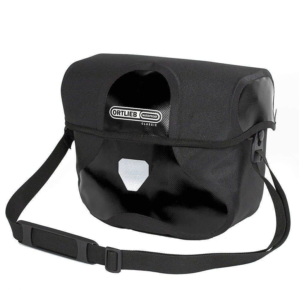 オートリービー Ortlieb ユニセックス 自転車【Ultimate6 Classic 7L Handlebar Bag】Black