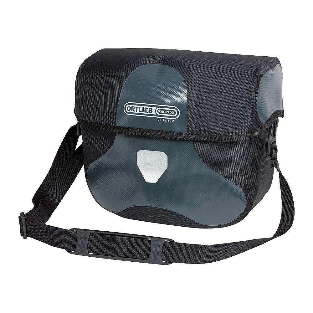 オートリービー Ortlieb ユニセックス 自転車【Ultimate6 Classic 7L Handlebar Bag】Asphalt / Black