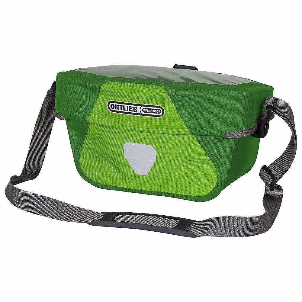 オートリービー Ortlieb ユニセックス 自転車【Ultimate6 Plus 5L Handlebar Bag】Lime / Moss