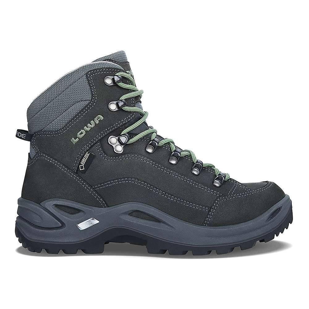 ローバー Lowa Boots レディース ハイキング・登山 シューズ・靴【Lowa Renegade GTX Mid Boot】Graphite / Jade