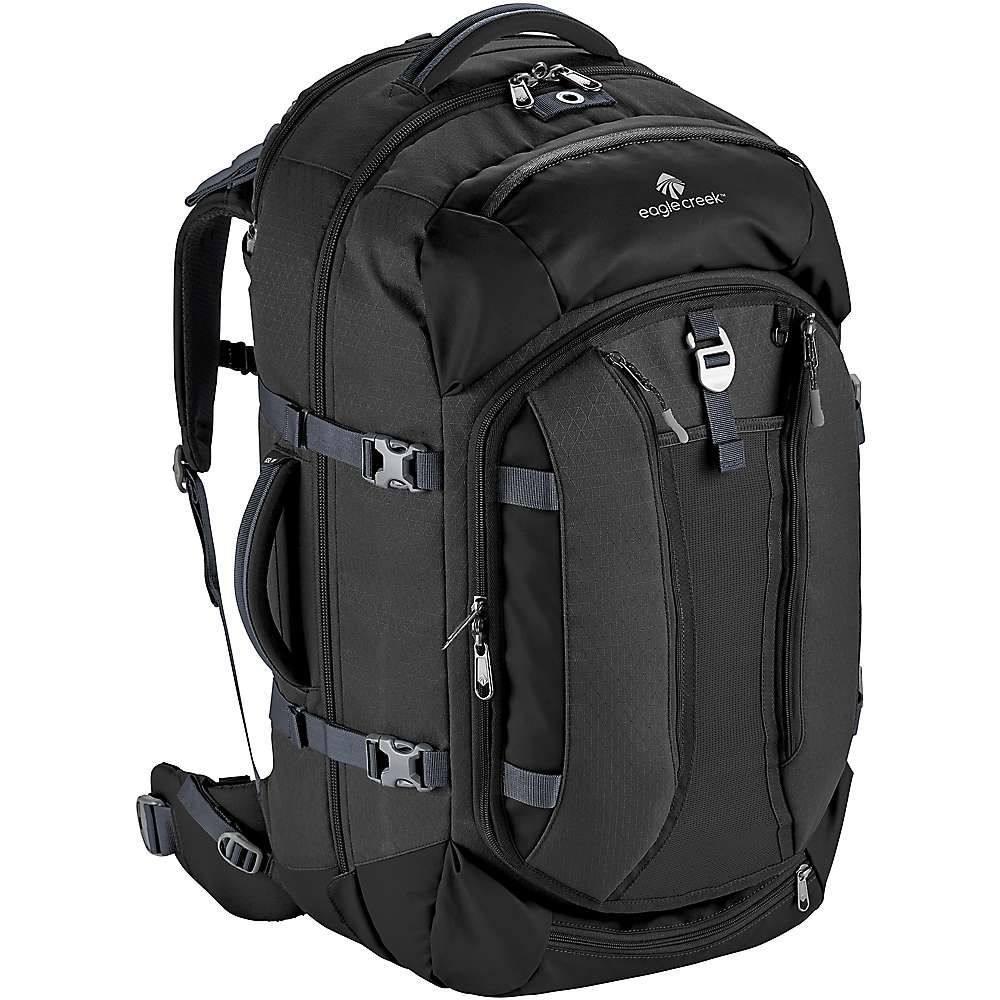 エーグルクリーク Eagle Creek レディース ハイキング・登山 バックパック・リュック【Global Companion 65L Pack】Black