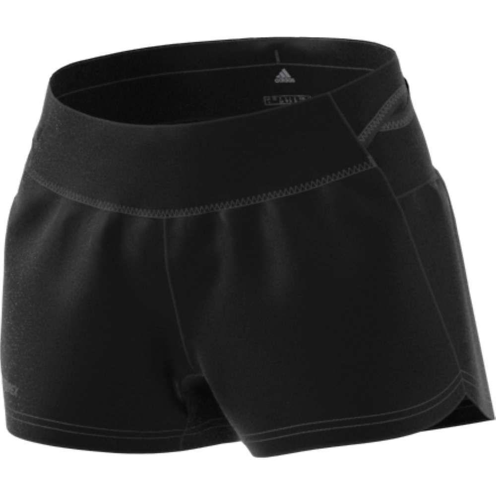アディダス Adidas レディース ハイキング・登山 ボトムス・パンツ【Trail Short】Black