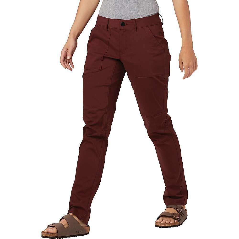 マウンテンハードウェア Mountain Hardwear レディース ハイキング・登山 ボトムス・パンツ【Hardwear AP Pant】Dark Umber